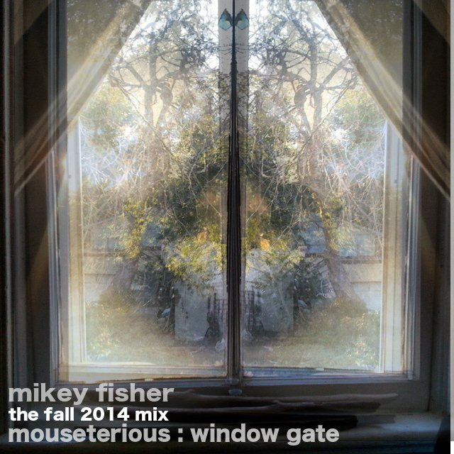 "Mikey Fisher Releases His Fall 2014 Mouseterious Mixtape ""Window Gate"""