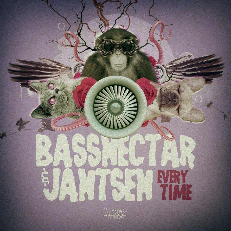 "Bassnectar & Jantsen – ""Every Time"" Now Available On Kairos Audio"