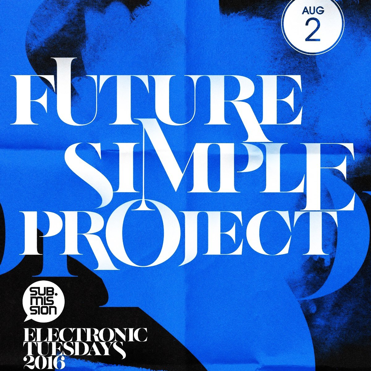 Future Simple Project & Dillard @ Cervantes Electronic Tuesdays (Denver) Aug. 2nd