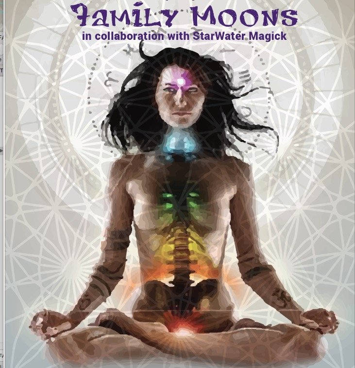 Family Moons In Boulder May 14th 2016 Miraja Buddha Bomb Xerephine Totem