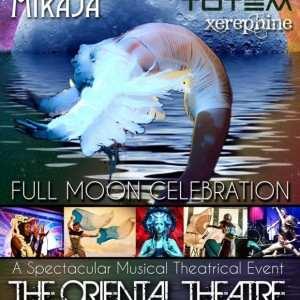 Miraja & Xerephine in support of Lunar Fire at Oriental Theater Jan. 23rd