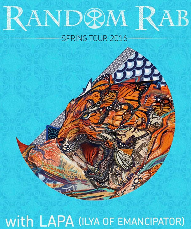 Lapa W/ Random Rab In Tour In Colorado April 6th – 16th!